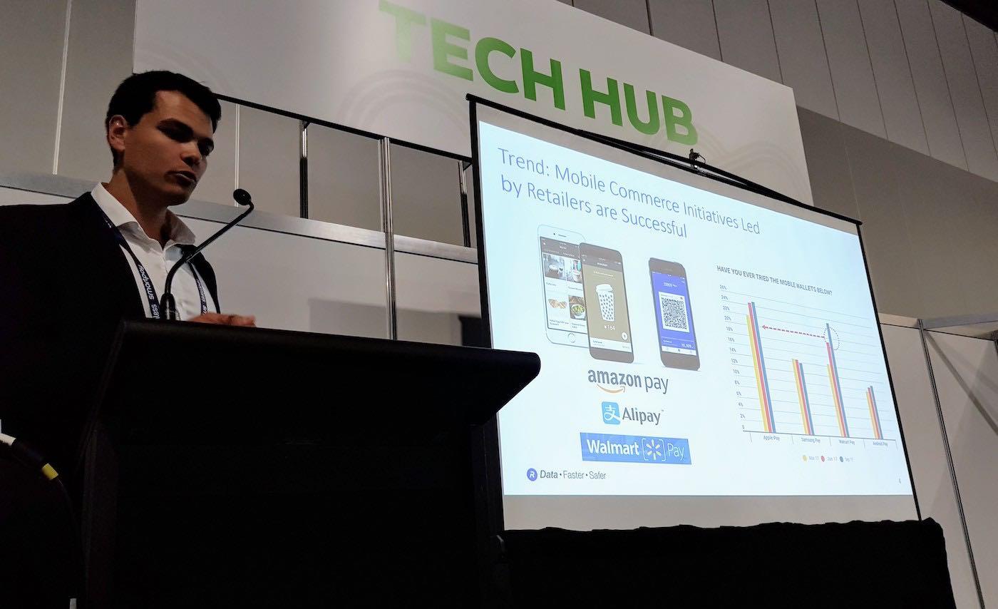 William Bell presenting Tokenization