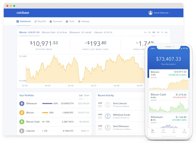 coinbase review cryptocurrency exchange