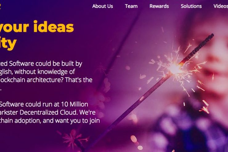 Sparkster Ico