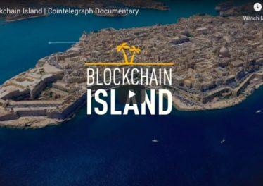 blockchain island malta